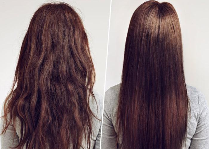 تفاوت بوتاکس مو با کراتین مو