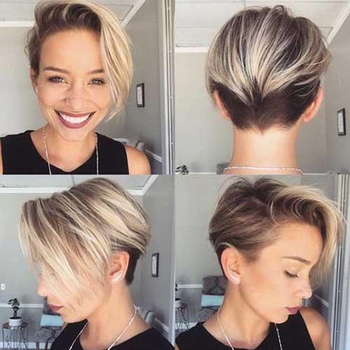 مدل موی کوپ کوتاه