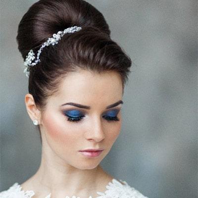 آرایش عروس اروپایی2020