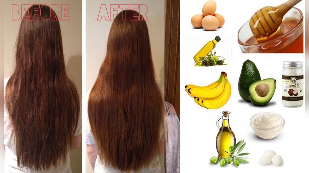 کراتینه مو با مواد طبیعی