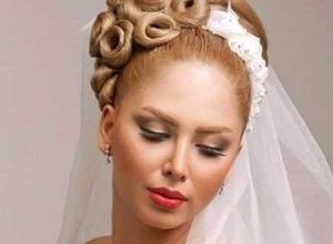 خدمات عروس در سالن زیبایی