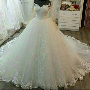 بهترین مزون لباس عروس در قزوین