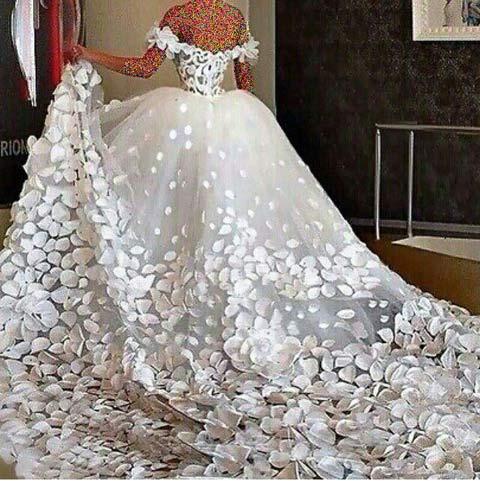 بهترین مزون لباس عروس در یزد