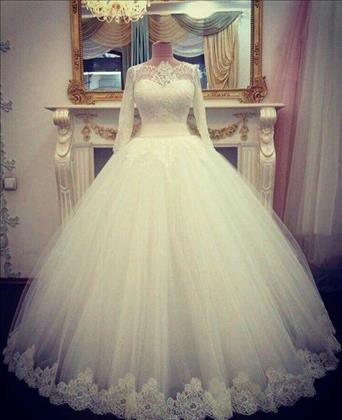 بهترین مزون لباس عروس در تبریز