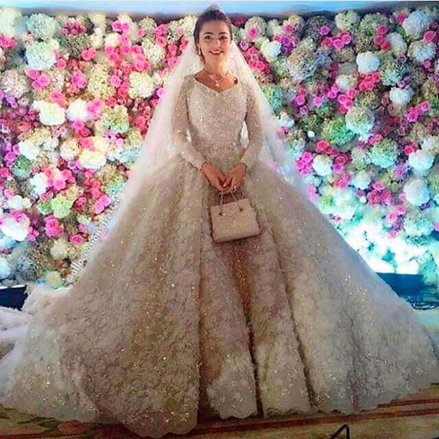 بهترین مزون لباس عروس در شمال تهران