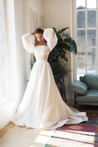 بهترین مزون لباس عروس در کاشان
