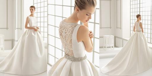 بهترین مزون لباس عروس در بجنورد